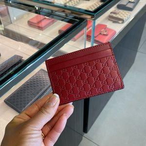 Gucci Card Holder Wallet